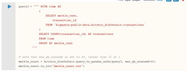 Kaggle: SQL Scavenger Hunt, Day 4 – Utterberg Data & Development