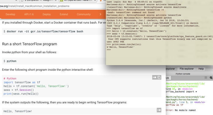 joy = StackOverflow append(TensorFlow, h2o) – Utterberg Data