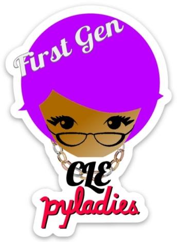 First Gen Cleveland PyLadies sticker #1
